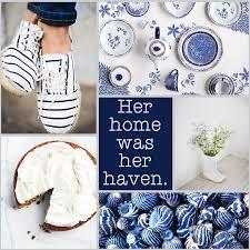 monday moodboard 09 blue haven u2014 garlic friday design
