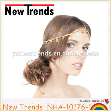 hair accessories for indian weddings wholesale gold chain wedding hair accessories indian design buy