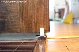 How To Make A Sliding Interior Barn Door Diy Sliding Door The Lettered Cottage