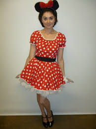 Minnie Mouse Costume Minnie Mouse Costume Creative Costumes