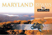 maryland byways map scenic byways