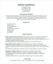 social media marketing resume sample marketing resume social media