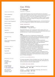 It Manager Resume Sample by 10 It Resume Samples Protect Letters