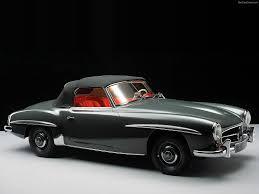 mercedes maker mercedes 190 sl roadster 1955 picture 3 of 16