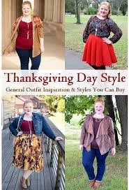 thanksgiving day style with and whimsy