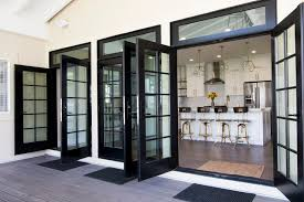 French Doors With Transom - white house with black french doors love the transom windows