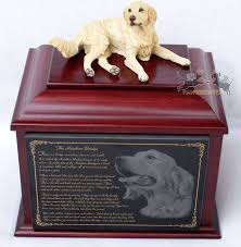 dog urns pet urn options