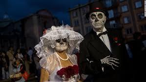 dia de los muertos costumes day of the dead brings creativity to cnn