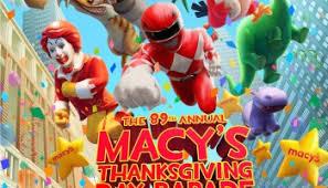 macy s thanksgiving day parade app tracks santa floats
