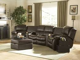 Curved Sectional Sofa With Recliner Sofa Brown Sectional U Shaped Sectional Italian Leather Sofa