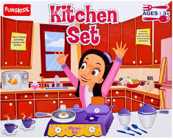 Barbie Kitchen Set For Kids Funskool Kitchen Set Kitchen Set Shop For Funskool Products In