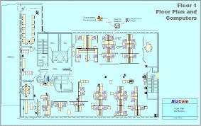 network floor plan layout floor mapping software home mansion