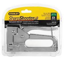 Electric Upholstery Staple Gun Stanley Light Duty Staple Gun Tr45 Target
