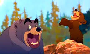 video lyrics brother bear