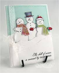 177 best winter cards images on pinterest holiday cards xmas