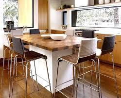ilot cuisine avec table ilot cuisine table cuisine avec ilot cuisine avec ilot central le