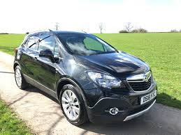 vauxhall mokka 2016 vauxhall mokka se 1 6 cdti auto carbon flash black 5 door