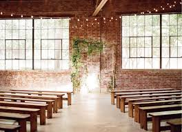 Mansion Party Rentals Atlanta Ga Wedding Garden Party In A Historic Warehouse Space