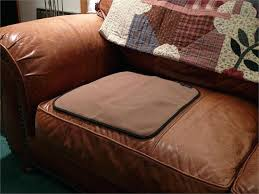 Leather Sofa Cushion Covers Brown Leather Sofa Cushion Covers Catosfera Net