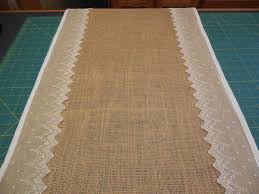 burlap table runners cheap u2014 interior home design how to make a