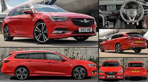 vauxhall insignia sports tourer 2018 pictures information u0026 specs