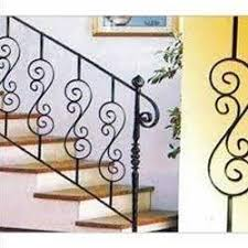 Iron Grill Design For Stairs Staircase Grill Metal Grill Finetech Peb Roofing Company