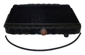 jeep wagoneer white crown automotive j5361576 radiator for 80 90 jeep wagoneer grand