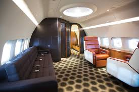 Aircraft Interior Design Bbj Private Aircraft Interior Marc Newson Ltd