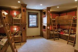 Special Bunk Beds Rustic Bunk Beds Wood Home Design Ideas Special Rustic Bunk