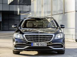 maybach car mercedes benz 2018 mercedes maybach s560 s class 4matic front hd wallpaper 2