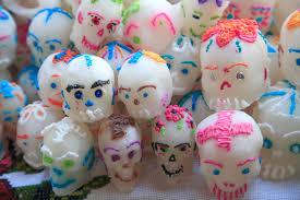 all about the dia de los muertos foods in mexico