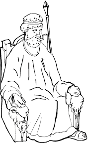 samuel coloring page