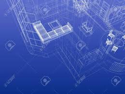 Blueprint Of House by 2 838 Wireframe House Stock Illustrations Cliparts And Royalty