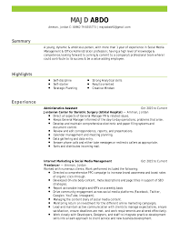 Food Server Resume Examples by Majd Abdo Resume 3