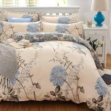 Cotton Bedding Sets Floral Bedding Set Polyester Cotton Bed Linen Sets 4pcs Bedspreads