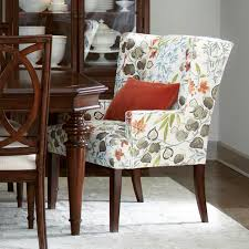 Upholstered Dining Room Chairs With Arms Dining Room Black Leather Dining Room Chairs Patterned Dining