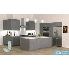 home depot kitchen cabinet glass doors j collection shaker assembled 15 in x 40 in x 14 in wall