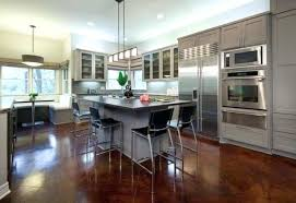 best kitchen layout with island on one wall kitchens with island best kitchen cookware set oak