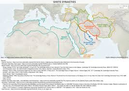 Blood And Crip Territory Map 5 Maps That Explain The Modern Middle East Zero Hedge