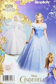 fairy godmother halloween costume amazon com simplicity creative patterns us1026r5 disney