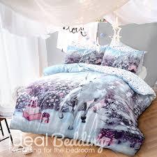 Unicorn Bed Set Unicorn Print Duvet Set And Pillowcase Bedding Set Duvet Sets