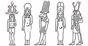 imagenes egipcias para imprimir dibujo de dioses egipcios para colorear dibujos para colorear
