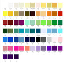 color swatches color swatches for custom wedding shoes accessories 2214704