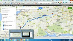 Google Classic Maps Using Google Maps To Plot A Cycle Route Youtube