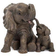 elephants decorative ornaments figures ebay