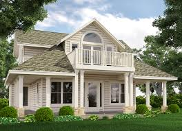 Country Cottage House Plans With Porches Ul U003e U003cli U003ea Front Facing Balcony Off The Second Floor Loft Gives A