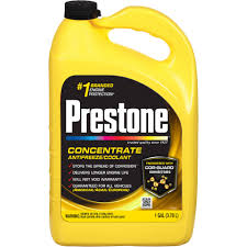 prestone extended life prediluted antifreeze coolant 1 gallon