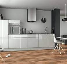 meuble cuisine laqu cuisine blanc laqu finest great buffet bahut gris ou