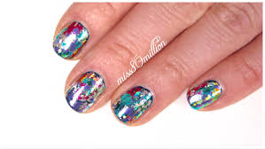 new years eve nails 2015 youtube