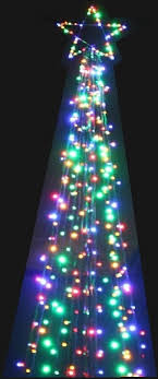 solar led christmas lights outdoor solar giant tree 3 6m multicolour star top 384 led lights outdoor